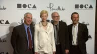 Andrea Morante Tilda Swinton at Pomellato Celebrates The Opening Of Its Rodeo Drive Boutique Hosted By Tilda Swinton And Benefiting MOCA on 1/30/12...
