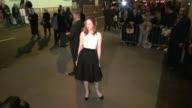 Andrea Riseborough at the 'WE' screening at MoMA on 12/04/11