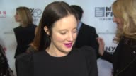INTERVIEW Andrea Riseborough on her character in the film On the themes that resonated with her on what she thinks audiences will get from the film...