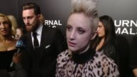 "INTERVIEW Andrea Riseborough on her initial reaction to the script her favorite part of working with Tom Ford at ""Nocturnal Animals"" Los Angeles..."