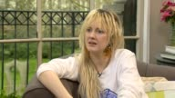 INTERVIEW Andrea Riseborough on moving over to TV the new power of the media lack of control over the art of TV/film making at 'Bloodline' Interview...