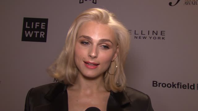 INTERVIEW – Andrej Pejic on Kendall and Mario Testino being honored tonight on awards in the fashion industry at Daily Front Row's Fashion Media...