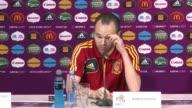 Andres Iniesta es el mejor jugador de Europa VOICED Iniesta el mejor de la Eurocopa on June 29 2012 in Paris France