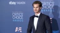 Andrew Garfield at 22nd Annual Critics' Choice Awards in Los Angeles CA