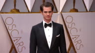 Andrew Garfield at 89th Annual Academy Awards Arrivals at Hollywood Highland Center on February 26 2017 in Hollywood California 4K