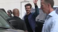 Andrew Garfield at ComicCon in San Diego CA on 7/19/13