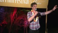 Andrew Garfield at the 2011 Maui Film Festival Day 4 at Wailea HI