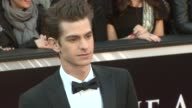 Andrew Garfield at the 83rd Annual Academy Awards Arrivals at Hollywood CA