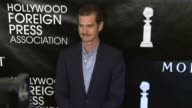 Andrew Garfield at the Hollywood Foreign Press Association's Annual Grants Banquet Dinner at the Beverly Wilshire Four Seasons Hotel on August 13...