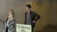 Andrew Garfield at the 'TODAY' show studio Andrew Garfield at the 'TODAY' show studio on May 11 2012 in New York New York