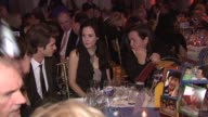 Andrew Garfield MaryLouise Parker and Rosie O'Donnell at the Worldwide Orphans Foundation Sixth Annual Benefit Gala Hosted By Heidi Klum And Seal at...
