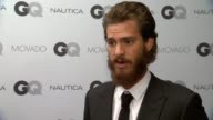INTERVIEW Andrew Garfield on being honored tonight On being an ambassador for Youth Mentoring Connection and Worldwide Orphans Accepts award at GQ's...