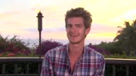 Andrew Garfield on his future career goals and plans at the 2011 Maui Film Festival Day 4 at Wailea HI