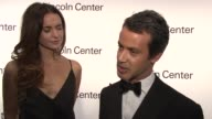 Andrew Lauren on Ralph Lauren's name and legacy at the Lincoln Center Presents An Evening With Ralph Lauren Hosted By Oprah Winfrey at New York NY