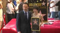 Andrew Lincoln and Gale Anne Hurd at Gale Anne Hurd Honored with Star on the Hollywood Walk of Fame on 10/3/12 in Hollywood CA
