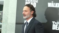 Andrew Lincoln at AMC presents 'Talking Dead Live' for the premiere of 'The Walking Dead' on October 23 2016 in Hollywood California