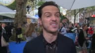 INTERVIEW Andrew Scott on the movie Johnny Depp and Sherlock on May 10 2016 in London England