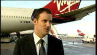 Gatwick Airport EXT Andrew Strauss interview SOT excited about the tour to the West Indies/ taking the role of Captaincy/ looking ahead to the Ashes