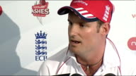 INT Andrew Strauss interview SOT as a team we've always come back strong after peforming badly