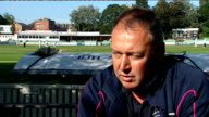 Andrew Strauss steps down as England captain ENGLAND London Angus Fraser interview SOT