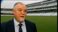 Andrew Strauss takes over as England cricket captain Lords Cricket Ground Reporter and Mike Gatting Mike Gatting interview SOT saying Strauss has to...