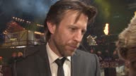 INTERVIEW Andrew Tarbet on working with Ridley Scott working with Christian Bale what it was like on set the diversity in the film at 'Exodus Gods...