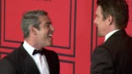 Andy Cohen and Ethan Hawke at 2013 CFDA Fashion Awards Arrivals at Alice Tully Hall on June 03 2013 in New York New York