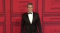 Andy Cohen at 2013 CFDA Fashion Awards Arrivals at Alice Tully Hall on June 03 2013 in New York New York