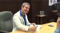 Andy Cohen at Andy Cohen Signs Copies Of His Memoir Most Talkative on 5/15/12 in Los Angeles CA
