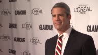 Andy Cohen at Glamour Magazine's 22nd Annual Women Of The Year Awards at Carnegie Hall on November 12 2012 in New York New York