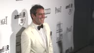 Andy Cohen at the 2nd Annual amfAR Inspiration Gala New York Arrivals at New York NY
