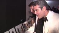 Andy Cohen at the 2nd Annual amfAR Inspiration Gala New York Show and Runway at New York NY