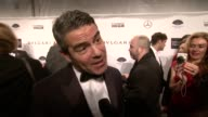 INTERVIEW Andy Cohen on honoring Vanessa Redgrace and Joely Richardson and the memory of his friend Natasha Richardson how much she did for amfAR...
