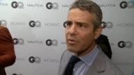 INTERVIEW Andy Cohen on hosting tonight On what it means to be a gentleman On the Real Housewives franchise On Bethenny coming back to RHONY at GQ's...