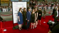 Andy Garcia and family at the 'Ocean's Thirteen' North American Premiere at Grauman's Chinese Theatre in Hollywood California on June 5 2007