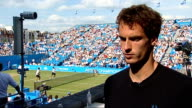 Andy Murray interview SOT win gives me confidence going into Wimbledon