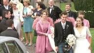 Andy Murray's married his longterm girlfriend Kim Sears in his home town of Dunblane in Scotland Former British number one tennis player Tim Henman...