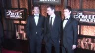 Andy Samberg and guests at the The First Annual Comedy Awards Arrivals at New York NY