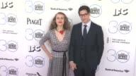 Andy Samberg and Joanna Newsom at 30th Annual Film Independent Spirit Awards Arrivals at Santa Monica Beach on February 21 2015 in Santa Monica...
