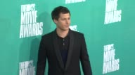 Andy Samberg at 2012 MTV Movie Awards Arrivals at Gibson Amphitheatre on June 03 2012 in Universal City California
