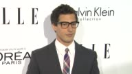 Andy Samberg at 20th Annual ELLE 'Women In Hollywood' in Beverly Hills CA on 10/21/13