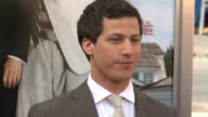 Andy Samberg at 'That's My Boy' Los Angeles Premiere Andy Samberg at Regency Village Theatre on June 04 2012 in Westwood California