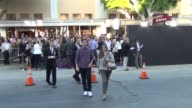 Andy Samberg greets fans at the To Do List Premiere at Regency Bruin Theater in Westwood at Celebrity Sightings in Los Angeles Andy Samberg greets...