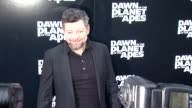 Andy Serkis at Dawn of the Planet of the Apes screening at Williamsburg Cinemas on July 08 2014 in New York City