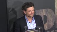 Andy Serkis at the 'Rise Of The Planet Of The Apes' Premiere at Hollywood CA