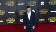 Andy Serkis at the 'Star Wars The Force Awakens' World Premiere at TCL Chinese Theatre on December 14 2015 in Hollywood California