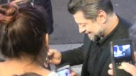 Andy Serkis greets fans at The Hobbit The Battle Of The Five Armies Premiere in Hollywood in Celebrity Sightings in Los Angeles
