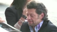 Andy Serkis signs at Rise of the Planet of the Apes Premiere in Hollywood
