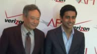 Ang Lee and Suraj Sharma at the 13th Annual AFI Awards Luncheon in Beverly Hills CA on 1/11/13