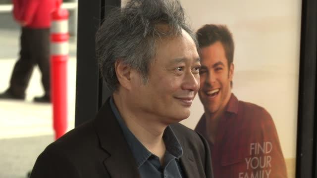 Ang Lee at 2012 Los Angeles Film Festival Premiere of 'People Like Us' Ang Lee at 2012 Los Angeles Film Festival Premiere at Regal Cinemas LA Live on...